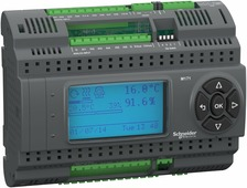 Производ плк м171, дисплей, 27i/o,modbus Schneider Electric, TM171PDM27R