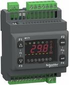 Оптим плк м171, дисплей, 14 i/os, vac Schneider Electric, TM171OD14R