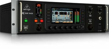 Behringer X32 RACK 40-канальный, 25-bus цифровой микшер 3U