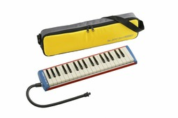 Suzuki M-37C Plus мелодика духовая клавишная Alto 37 клавиш в кейсе