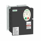 Преобразователь частоты 4 кВт 480В 3-х фазный IP21 Schneider Electric, ATV212HU40N4