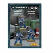Набор фигурок Games Workshop Warhammer: Space Marines