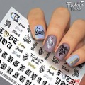 Fashion Nails Слайдер-дизайн Galaxy 65. Fashion Nails.