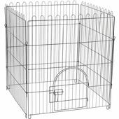 Вольер для животных Triol K2, четырехсекционный