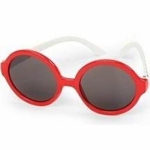 Happy Baby Солнцезащитные очки круглые, 1,5 - 5 лет - красные