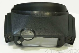 Лупа MG 81007 с головным креплением 1,8x/2,3x/3,7x/4,8x