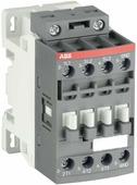 Контакторы силовые AF09-30-10-11 Контактор 3-х полюсный 9A 24-60BAC/DC ABB