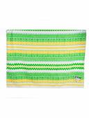 Полотенце банное Grand Stil Зоосад Единорог, размер 100*100, GS-B02bb, зеленый