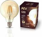 Лампа REV E27 ST64 7Вт 2700K