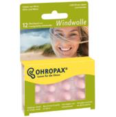 Беруши OHROPAX Windwolle (шерстяные, 12 шт.)
