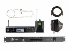 Shure P3TERA M16 + Shure SE215-CL-EFS + RF Venue RFV-COMBINE4E + RF Venue RFV-CPB + Shure UA825