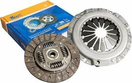 Комплект сцепления Kraft, без подшипника, для Daewoo Lacetti/Chevrolet Lacetti 1.8