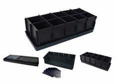 Ящик для выращивания рассады ЖУК Ящик для выращивания рассады