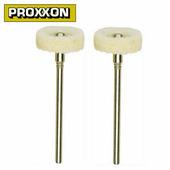 Полировальные насадки из войлока (2 шт) Proxxon (28803)