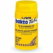 SERA Средство для воды Sera Bakto Tabs 100 мл 100 мл