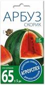 """Семена Агроуспех """"Арбуз Скорик ранний"""", 17593, 1 г"""