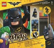 LEGO Набор канцелярских принадлежностей Batman Movie 12 предметов