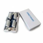 Сетевой адаптер Gembird NCA-LSAS6-01 (соединитель сетевых кабелей LSA (Krone) CAT 6, экранированный)