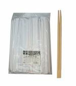 Палочки для еды в инд. упаковке 23 см. (100 шт.) сдвоенные