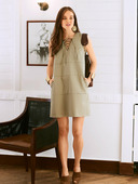 Электронная выкройка Burda - Платье расклешенного силуэта №110 A