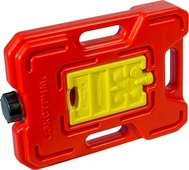"""Канистра автомобильная Экстрим """"Экстрим"""", комбинированная, цвет: красный, 4,5 л"""