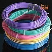PLA-пластик Spider для 3D-ручки №7 (7 цветов по 10 метров) 70 метров