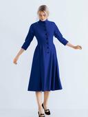 Электронная выкройка Burda - Платье из Burda 12/1955 №118