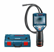 Аккумуляторная смотровая камера Bosch GIC 120 C + 12 V + L-Boxx {0601241201}