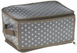 "Коробка для хранения Handy Home ""Полька"", складная, 30 х 15 х 15 см"