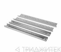 Комплект направляющих шкафов Lite, дополнительный (2 шт.), 6U