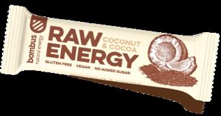 Батончик Raw Energy Кокос и какао, 50 г