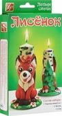 Луч Набор для изготовления свечи Лисенок