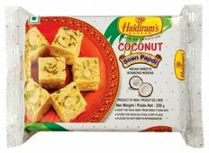 Индийские сладости Soan Papdi COCONUT Haldirams (Соан папди с кокосом, Халдирамс), 250 г.