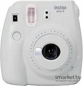 Фотоаппарат с мгновенной печатью Fujifilm Instax Mini 9 (белый)