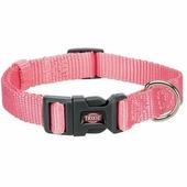 Ошейник TRIXIE Premium Collar M-L 35-55см/20мм фламинго