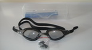 Очки для плавания Libera GT14 black
