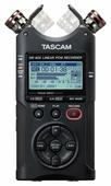 Tascam DR-40X портативный стерео рекордер с встроенными микрофонами