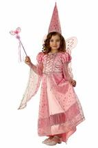 Батик Костюм Фея сказочная розовая (текстиль) р.34 (рост 128 см)
