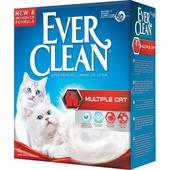 Наполнитель Ever Clean Multiple для нескольких котов, 10л
