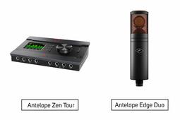 Antelope Audio Zen Tour + Edge Duo SET