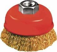 Щетка чашеобразная FIT для УШМ, 100 мм. 39270