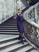 Электронная выкройка Burda - Платье с прилегающим лифом №127