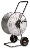 """Тележка для шланга ZINCATO из оцинкованной стали, вместимость 1/2"""" х 110м, 3/4"""" х 90м"""