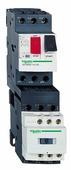 Комбинированый пускатель.20-25а. цепь управления 24b.постоянного тока Schneider Electric, GV2DM122BD