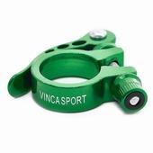 Зажим подседельного штыря с эксцентриком Vinca sport VC 12-2 green