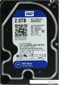 Жесткий диск WD Blue 2TB (WD20EZRZ)
