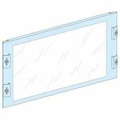 Передняя панель прозрачная на 9 модулей Schneider Electric, 03344