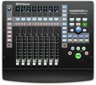 PreSonus FaderPort 8 USB-контроллер, 100мм мотор.фейдеры, подержка программ Studio One, ProTools(HUI), Logic, Ableton Live, Cubase/Nuendo, Sonar (MCU)