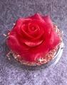 Роза гросс форма силиконовая 3D©
