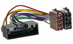 Переходник для подключения магнитолы Incar ISO FO-11 - ISO переходник Ford Focus 11+, C-Max 10+, Ranger 12+